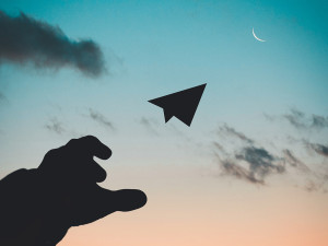 Una despedida de soltero de altos vuelos