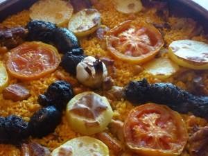 Arroz al horno y sus variantes que se pueden disfrutar en Gandía